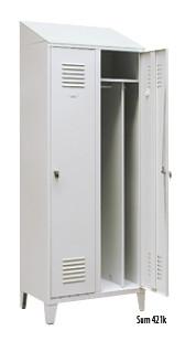 Метален гардероб Sum 421k