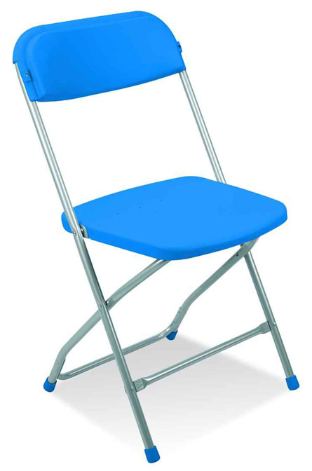 Сгъваем стол POLYFOLD alu