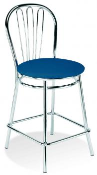 Бар стол VEGA 78 chrome