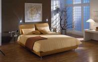 Луксозно тапицирано легло