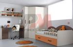 обзавеждане с поръчкови мебели за детската
