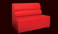 Червено канапе дизайнерско