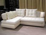 Бяло диванче по поръчка