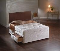 Тапицирано легло в бяло 20020-2594
