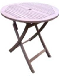 Кръгла маса за градина
