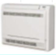 Климатик 3,5 (1,4-3,8) kW