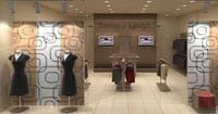 Интериорен дизайн на магазин