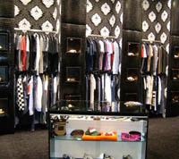 Интериор дизайн на магазини за дрехи