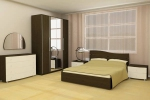 спалня по поръчка 1067-2735