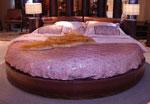 Кръгла спалня - по поръчка