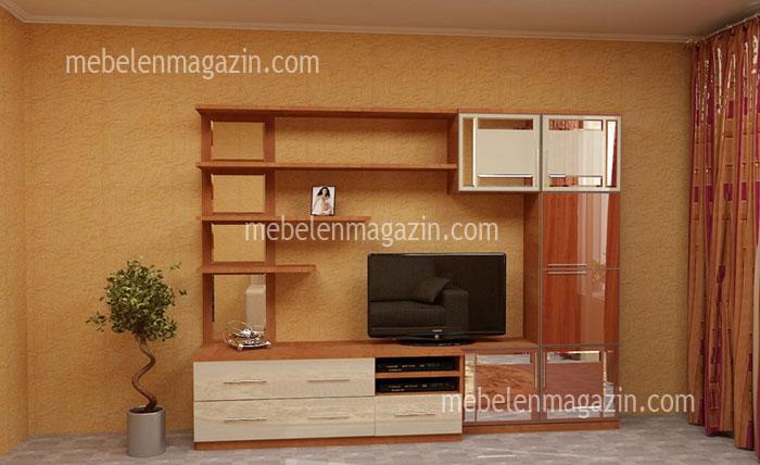 Мебель своими руками стенка в зал 88