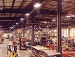 LED осветление за производствен цех
