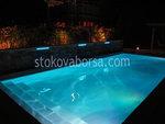 LED осветление за басейни