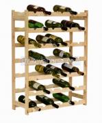 дървени стелажи за вино