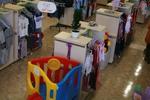 фирма за стелажи за детски дрехи