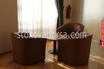 изработка на мека мебел за лоби бар