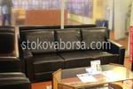 мека мебел за лоби бар луксозна