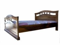 Легло за спалня от бук