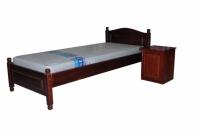 Единично легло с нощно шкафче