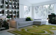 Мека мебел италианска дизайнерска James