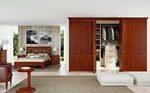 луксозни италиански гардероби от масив