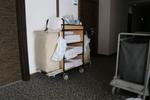 Камериерски колички за хотела