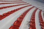 Седалки от пластмаса за различни трибуни