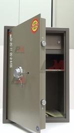 Метални каси и сейфове за неподвижно закрепване към стена