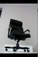 черни президентски офис столове  на едро